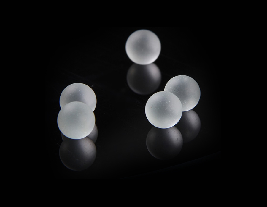 (2mm-13mm)7.5mm frosted glass ball