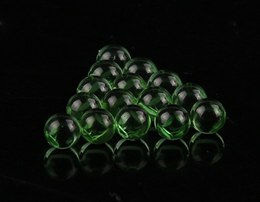 4mm Green Glass Ball for Lotion Pump and Mist Sprayer