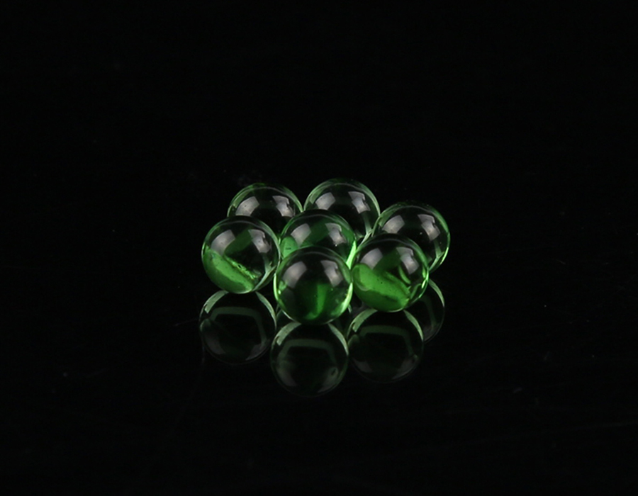 7mm High Precision Green Glass Ball of Sprayer Parts