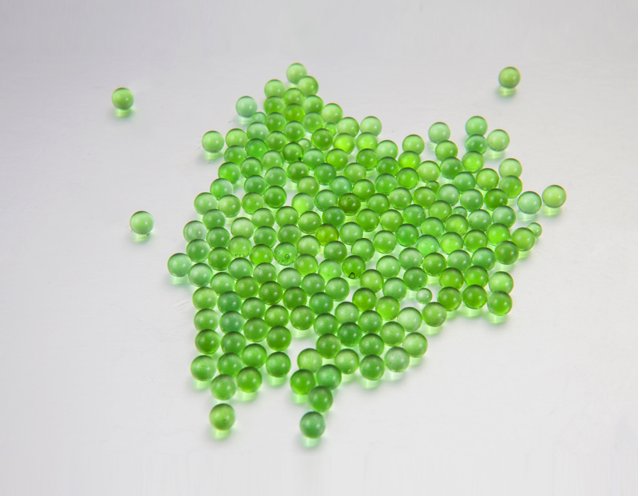 3mm Green Glass Ball for Lotion Pump and Mist Sprayer