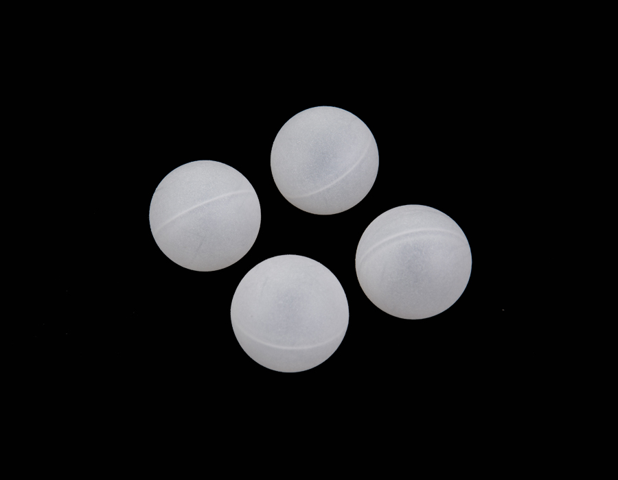 (2.38mm-100mm)10mm white plastic ball for roll on bottle
